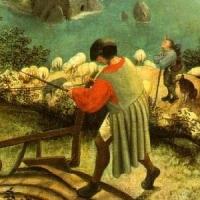 Fall of Icarus by Pieter Bruegel