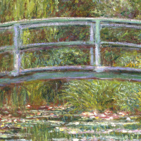 Water Lillies Monet