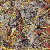 No. 5 by Jackson Pollock
