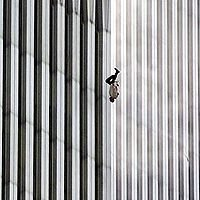 famous photo 911 falling man world trade center